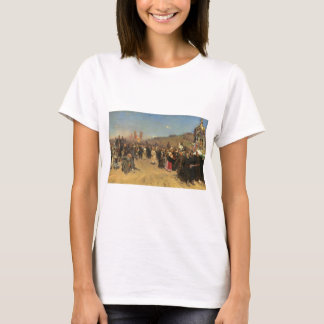 Religious Procession in Kursk Province T-Shirt
