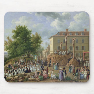 Religious Procession to Mont Valerien, 1819 Mouse Pad