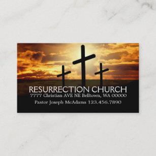 Pastor business cards templates zazzle religious religion christian pastor christianity business card colourmoves
