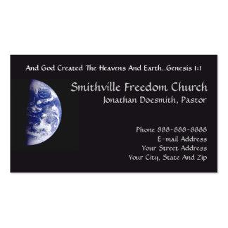 Religious Religion Scripture Business Card