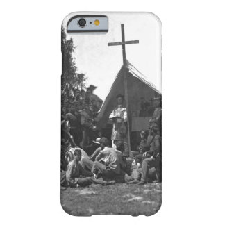 Religious services_War Image Barely There iPhone 6 Case