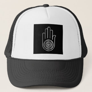 Religious Symbol of Jainism Trucker Hat