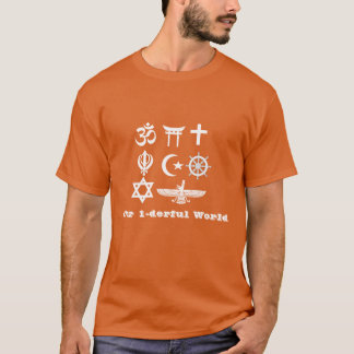 Religious Tolerance T-Shirt