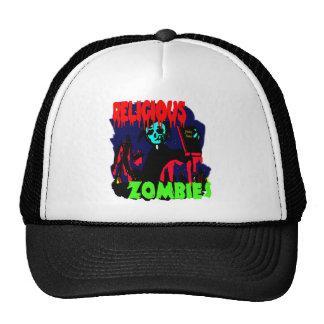 Religious Zombies Trucker Hat