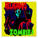 Religious Zombies Posters