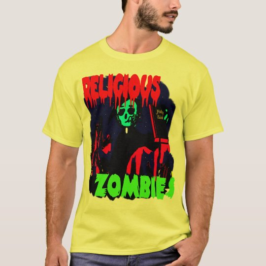 Religious Zombies T-Shirt
