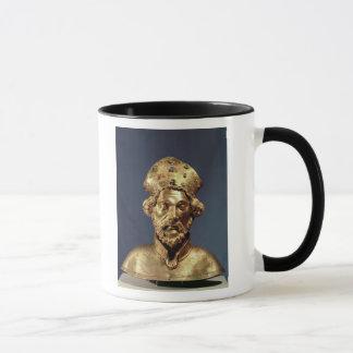 Reliquary bust of St. John Cassian Mug