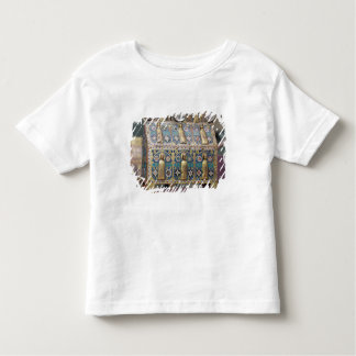 Reliquary Chasse, Limoges, c.1200-50 Toddler T-shirt