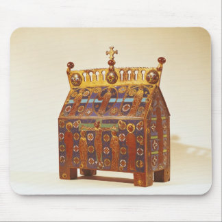Reliquary chest, 12th-13th century mouse pad
