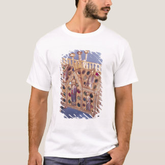 Reliquary chest in the form of a house, Limousin T-Shirt