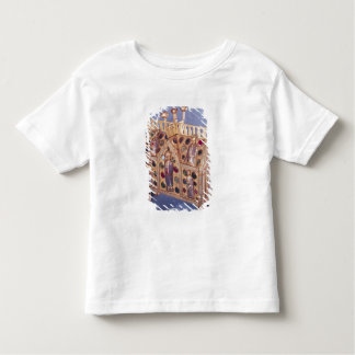 Reliquary chest in the form of a house, Limousin Toddler T-shirt