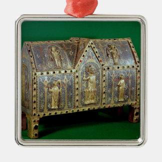 Reliquary chest of St. Calminius, Limoges Ornaments