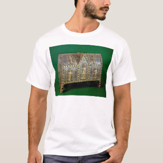 Reliquary chest of St. Calminius, Limoges T-Shirt
