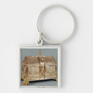 Reliquary chest of St. Macairius  of Ghent, 1616 Keychain