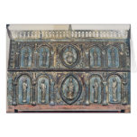 Reliquary chest of St. Viance, Limousin School Cards
