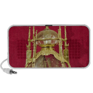 Reliquary containing the hand of St. Attalia iPod Speakers