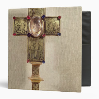 Reliquary cross of Pope Urban V  1368-78 Binder