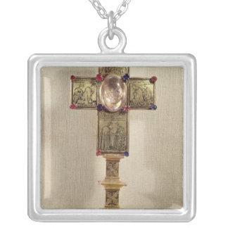 Reliquary cross of Pope Urban V  1368-78 Necklaces