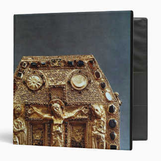 Reliquary of Pepin I  King of Aquitaine 3 Ring Binder