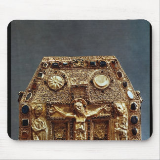 Reliquary of Pepin I  King of Aquitaine Mousepad