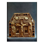 Reliquary of Pepin I  King of Aquitaine Post Card