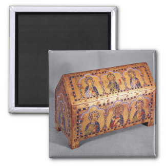 Reliquary of St. Anne 2 Inch Square Magnet