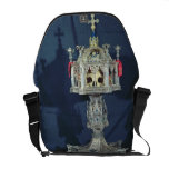Reliquary of St. Barbara, 14th-15th century (silve Courier Bag