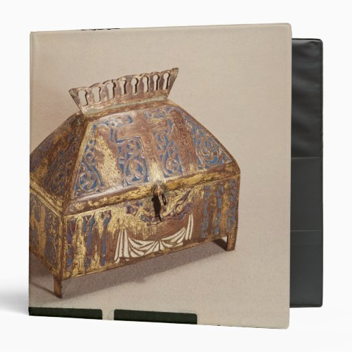 Reliquary of St. Exupere 3 Ring Binder