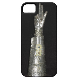 Reliquary of St. George (silver & wood) iPhone SE/5/5s Case