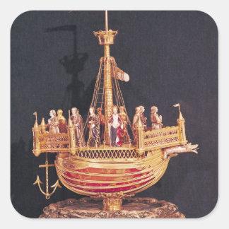 Reliquary of St. Ursula, 1574 Square Sticker