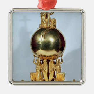 Reliquary of the Crown of Thorns Metal Ornament