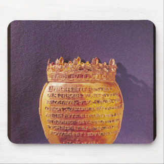 Reliquary of the Heart of Anne of Brittany Mouse Pad