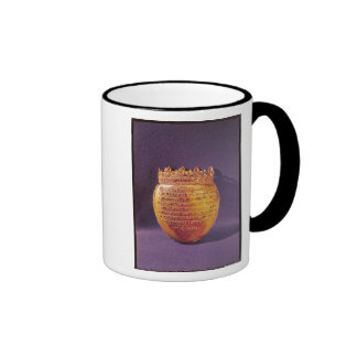 Reliquary of the Heart of Anne of Brittany Ringer Coffee Mug