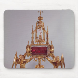 Reliquary of the Veil of St. Aldegonde Mouse Pad