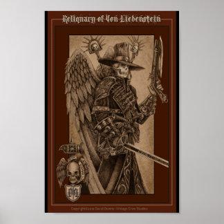 Reliquary oF Von Liebrjptein Poster