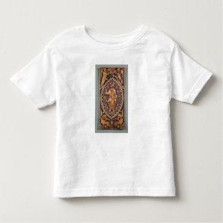Reliquary plaque depicting Christ Tshirt