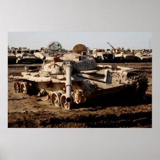 Reliquia de la guerra Taji Póster