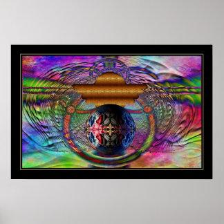 Reliquia psicodélica póster