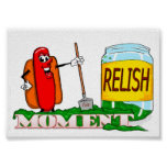 Relish the Moment Poster