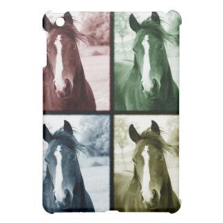 Relleno 1 caballo de los colores del cuadrante de