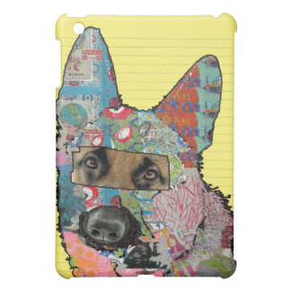 Relleno arte del perro de la cubierta