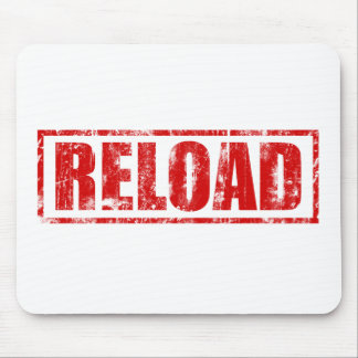 Reload Mouse Pad