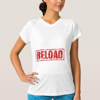 Reload! - Video Game Gamer Gaming Shoot Gun T-Shirt