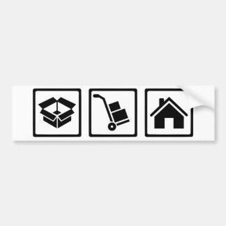 Relocation Bumper Sticker