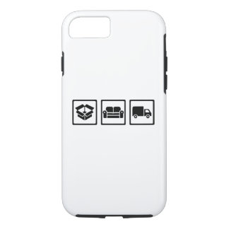 Relocation iPhone 8/7 Case