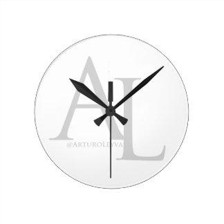 Relog AL Round Clock