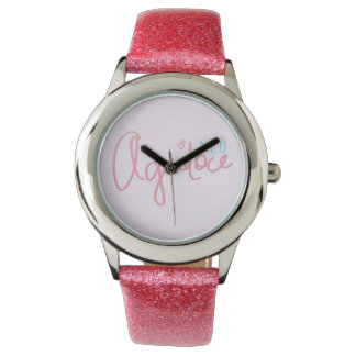 Relógio Agridoce Relojes De Pulsera