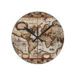 Reloj 1499 del diseñador de la historia de la anti