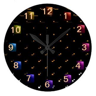 Reloj 14 del estudio del taller