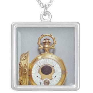 Reloj, 1897-1901 colgante cuadrado